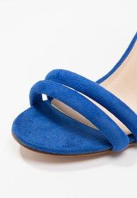 Glamorous - High heeled sandals - cobalt - 2