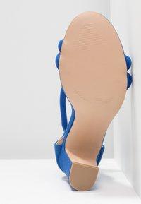 Glamorous - High heeled sandals - cobalt - 6