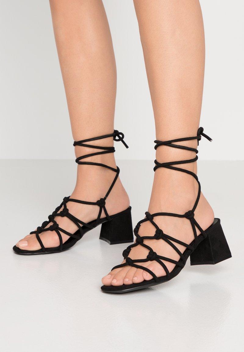 Glamorous - Sandaler - black