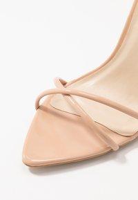 Glamorous - Sandalen met hoge hak - nude - 2