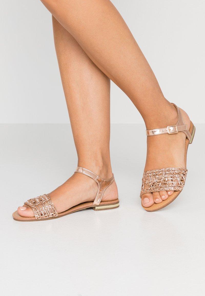 Glamorous - Sandaler - rose gold