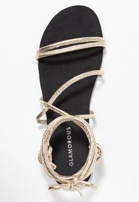 Glamorous - Sandales - gold - 3