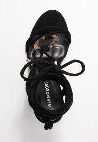 Glamorous - Sandales à talons hauts - black - 3
