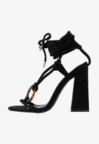 Glamorous - Sandales à talons hauts - black - 1