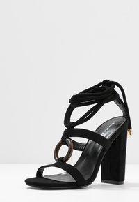 Glamorous - Sandales à talons hauts - black - 4