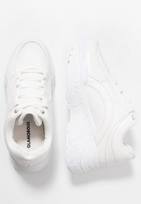 Glamorous - Baskets basses - white - 3