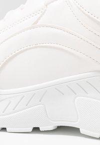 Glamorous - Baskets basses - white - 2