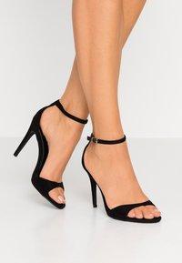 Glamorous - Sandaler med høye hæler - black - 0