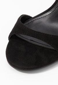 Glamorous - Sandaler med høye hæler - black - 2
