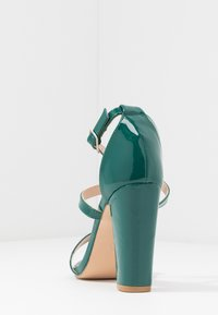 Glamorous - Sandály na vysokém podpatku - green - 5