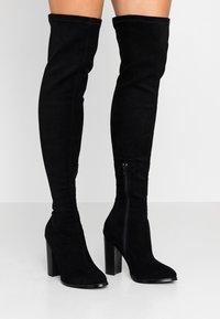 Glamorous - Bottes à talons hauts - black - 0