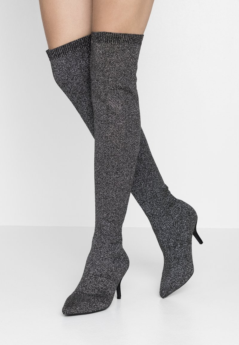 Glamorous - Over-the-knee boots - black