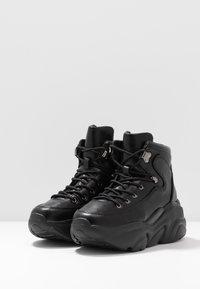 Glamorous - High-top trainers - black - 4