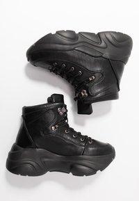 Glamorous - High-top trainers - black - 3
