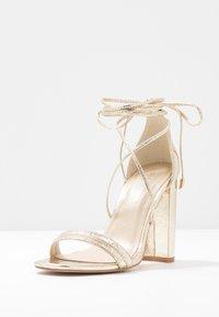 Glamorous - High heeled sandals - gold - 4