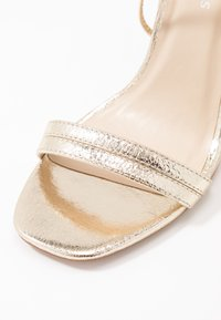 Glamorous - High heeled sandals - gold - 2
