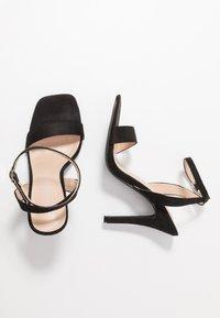 Glamorous - High heeled sandals - black - 3