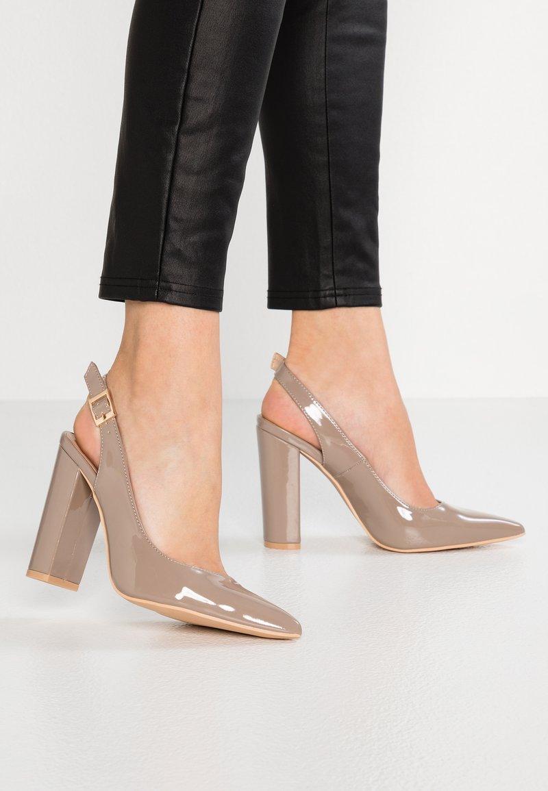 Glamorous - High heels - taupe