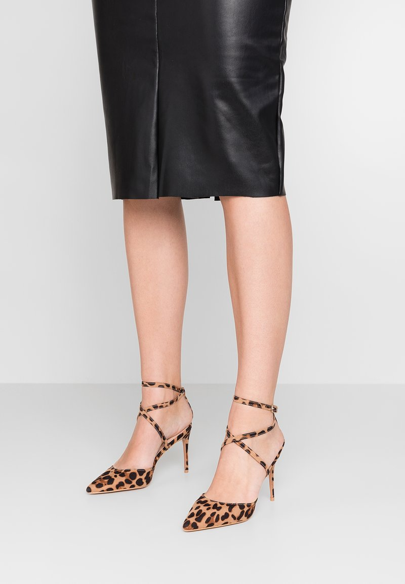Glamorous - High heels - brown