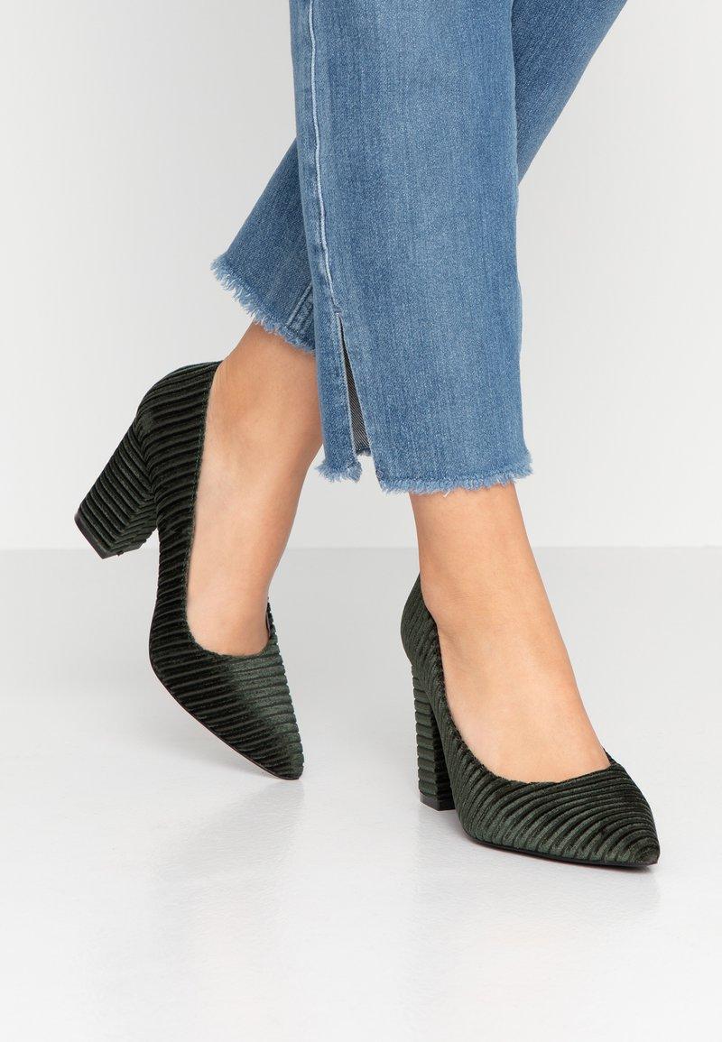 Glamorous - High heels - green