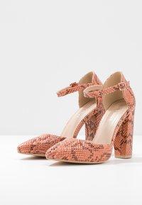 Glamorous - High heels - peach - 4