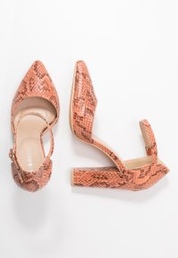 Glamorous - High heels - peach - 3