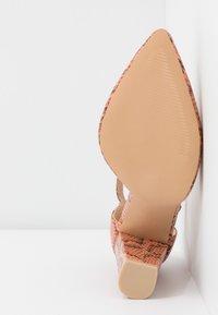 Glamorous - High heels - peach - 6