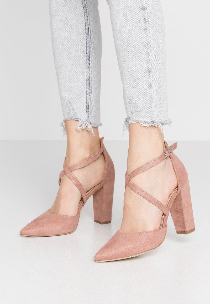 Glamorous - High heels - blush