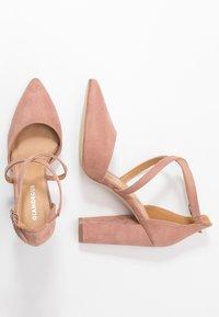 Glamorous - High heels - blush - 3