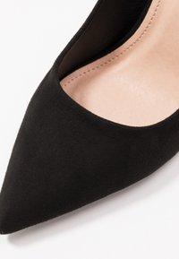 Glamorous - Escarpins à talons hauts - black - 2