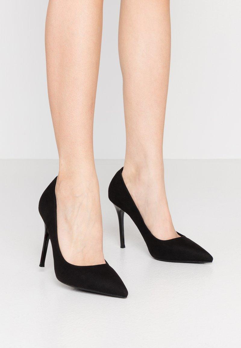 Glamorous - Escarpins à talons hauts - black