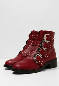 Glamorous - Bottines - red - 4