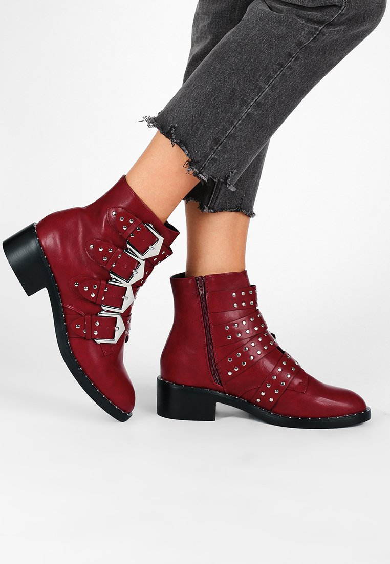 Glamorous - Bottines - red