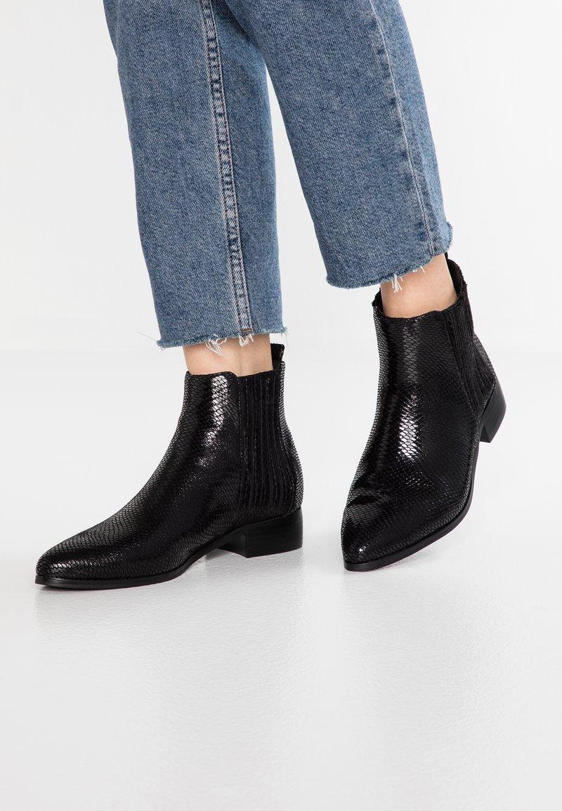 Glamorous - Ankelstøvler - black