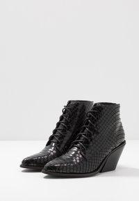 Glamorous - Boots à talons - black - 4