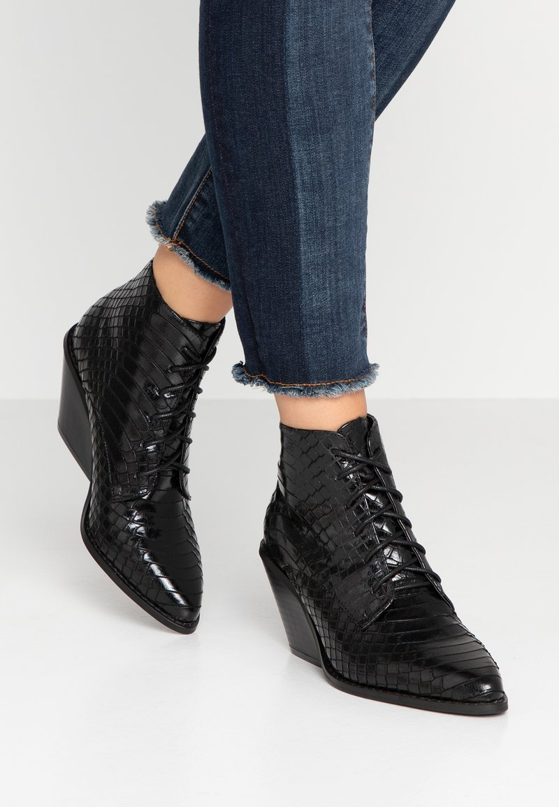Glamorous - Boots à talons - black
