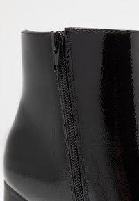 Glamorous - Bottines à talons hauts - black - 2