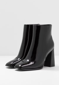 Glamorous - Bottines à talons hauts - black - 4