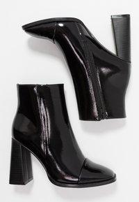 Glamorous - Bottines à talons hauts - black - 3