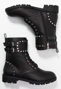 Glamorous - Cowboystøvletter - black - 3