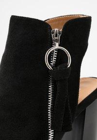 Glamorous - High heeled sandals - black - 2