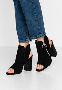 Glamorous - High heeled sandals - black - 0