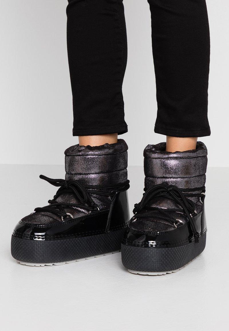 Glamorous - Stivali da neve  - black