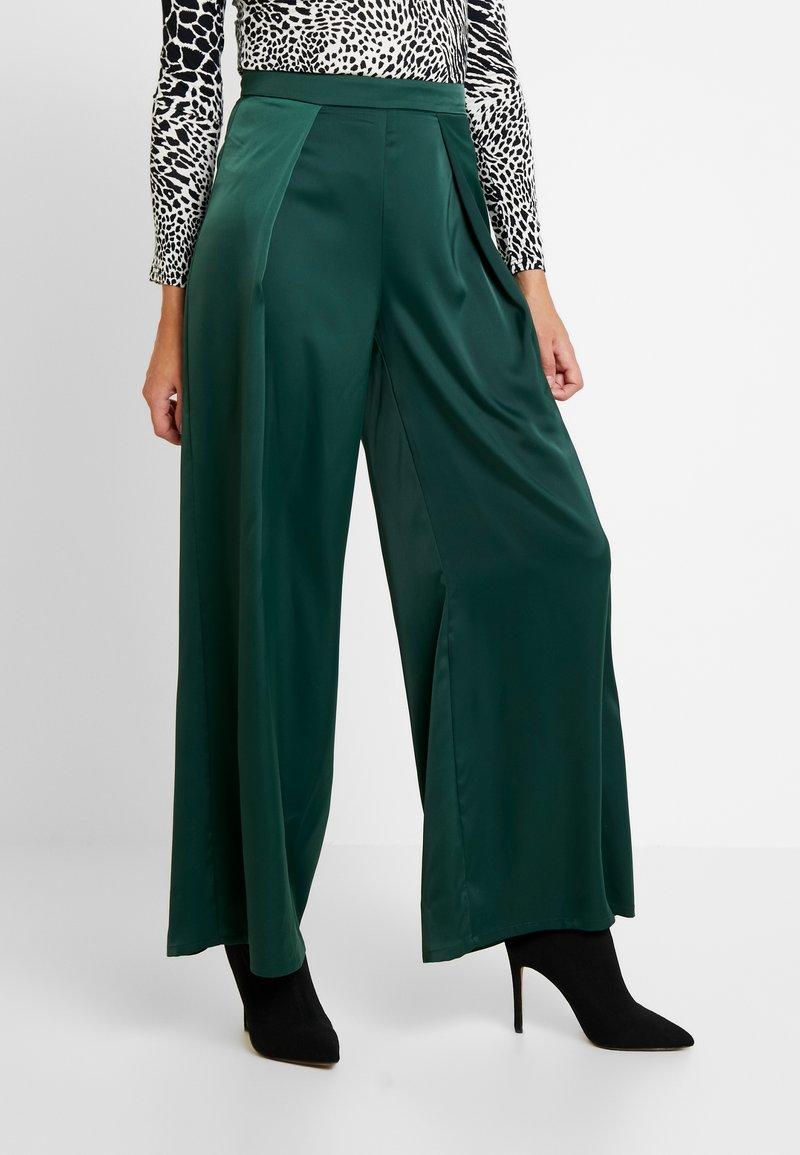 Glamorous - Stoffhose - dark green