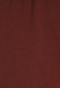 Glamorous - JERSEY RIB FLARE - Bukse - brown - 2