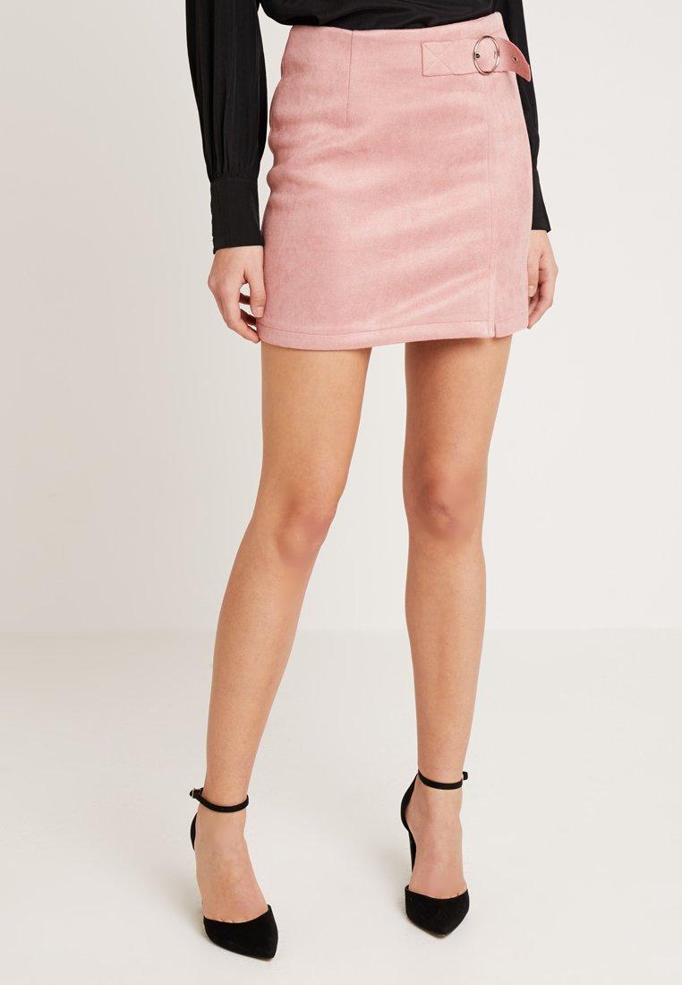 Glamorous - Mini skirt - dusty pink