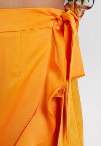 Glamorous - Maksihame - orange - 4