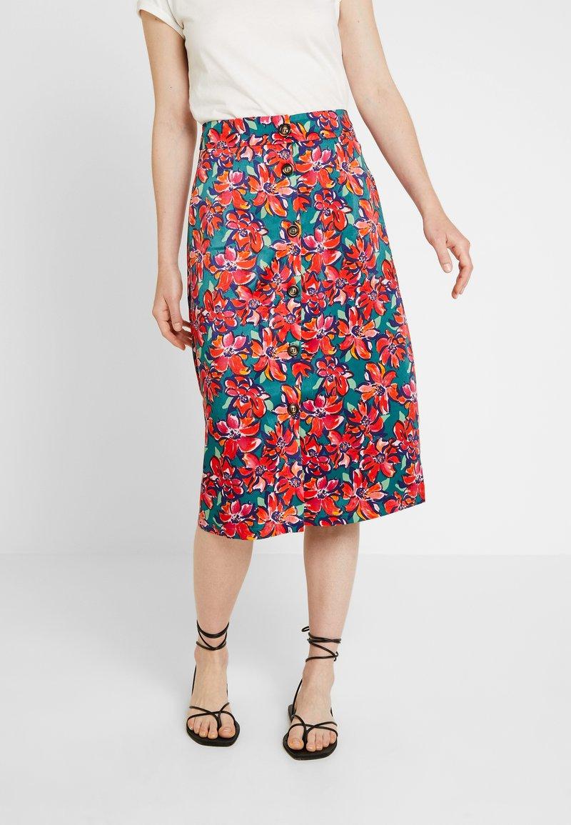 Glamorous - A-snit nederdel/ A-formede nederdele - multicolor