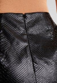 Glamorous - Pencil skirt - black - 4
