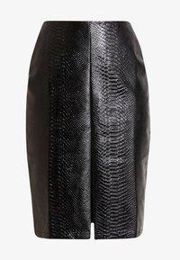 Glamorous - Pouzdrová sukně - black - 3